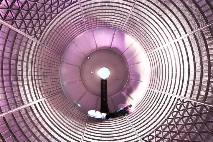 LOX Fusion Plug Weld